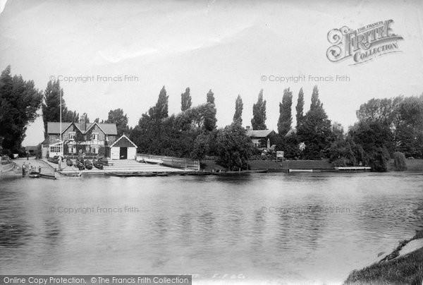 Photo of Weybridge, The Ferry 1897