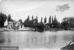 Weybridge, The Ferry 1897