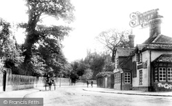Weybridge, The Grotto Inn 1906