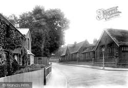 Weybridge, The Schools 1906