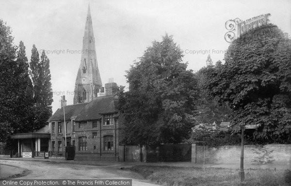 Photo of Weybridge, Village 1890