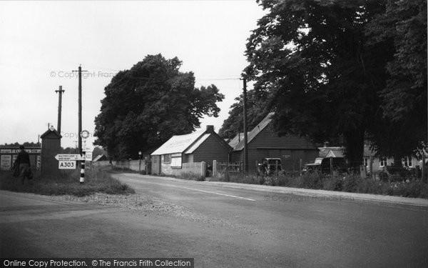 Photo of Weyhill, 1950