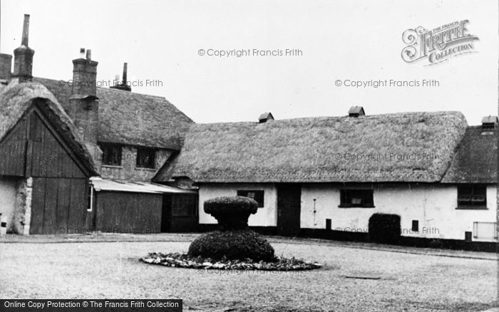 Photo of Weyhill, The Stables c.1950