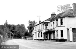 The Star Inn c.1950, Weyhill