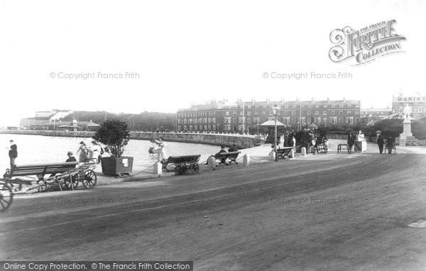 Photo of Weymouth, 1894
