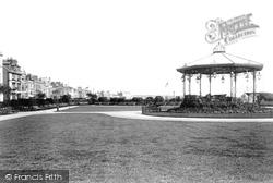 Alexandra Gardens 1898, Weymouth