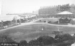 Weymouth, Alexandra Gardens 1899