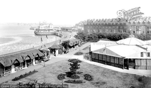 Photo of Weymouth, Alexandra Gardens 1918