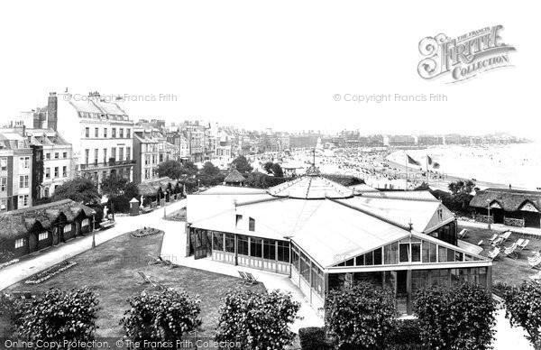 Photo of Weymouth, Alexandra Gardens 1923