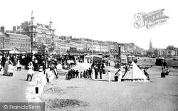 Beach Show 1899, Weymouth