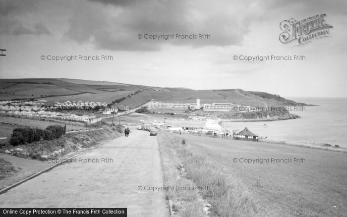 Photo of Weymouth, Bowleaze Coce c.1965