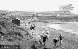Bowleaze Cove c.1955, Weymouth