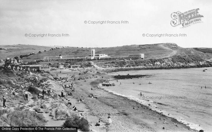Photo of Weymouth, Bowleaze Cove c.1960