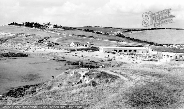 Photo of Weymouth, Bowleaze Cove c.1965