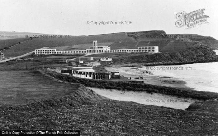 Photo of Weymouth, Bowleaze Cove Riviera c.1950