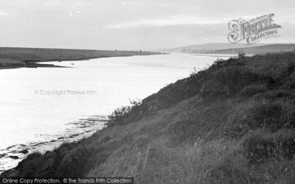 Photo of Weymouth, Chesil Bank And Little Sea c.1955