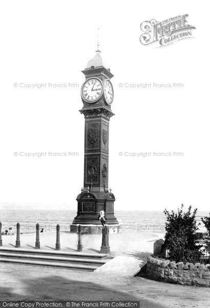 Photo of Weymouth, Clock Tower 1894