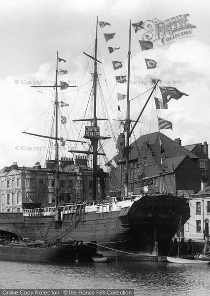 Photo of Weymouth, Convict Ship 1904