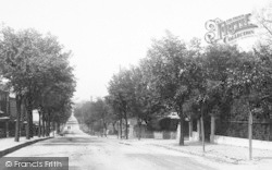 Weymouth, Dorchester Road 1898