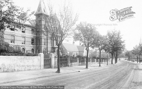 Photo of Weymouth, Dorchester Road College 1898