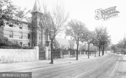 Weymouth, Dorchester Road College 1898