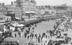 Weymouth, Esplanade 1923