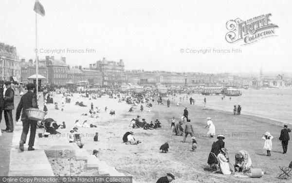 Photo of Weymouth, Esplanade And Islands 1909
