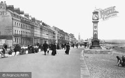 Esplanade And Jubilee Clock Tower 1890, Weymouth