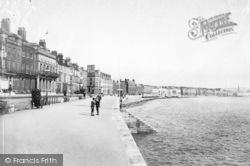 Weymouth, Esplanade c.1875