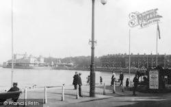 Weymouth, Esplanade East 1913
