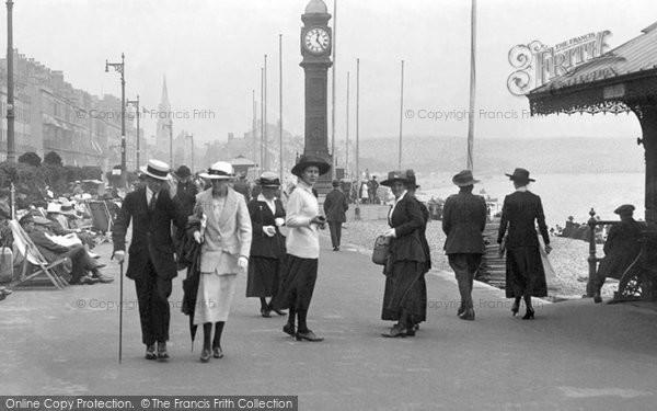 Photo of Weymouth, Fashion 1918