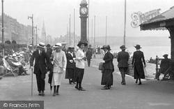 Fashion 1918, Weymouth