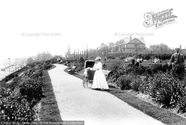 Photo of Weymouth, Greenhill Gardens 1909