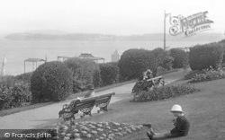 Weymouth, Greenhill Gardens 1918