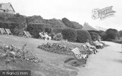 Weymouth, Greenhill Gardens 1923