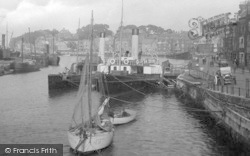 Weymouth, Harbour 1918