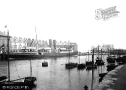 Harbour And Pier Pavilion 1913, Weymouth