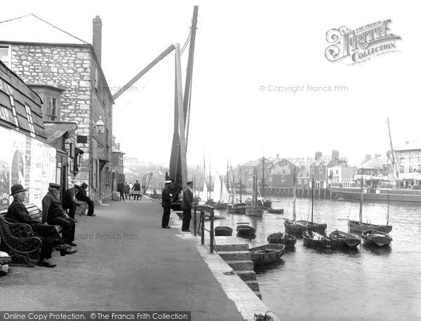Photo of Weymouth, Harbour Walk 1913