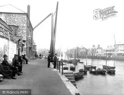 Harbour Walk 1913, Weymouth