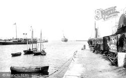 Jersey Boat 1890, Weymouth
