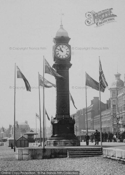 Photo of Weymouth, Jubilee Clock Tower 1898