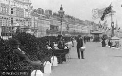 Perambulator 1898, Weymouth