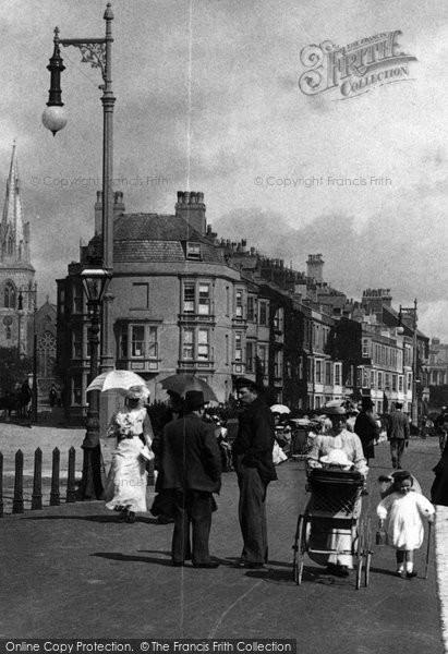 Photo of Weymouth, Perambulator 1904
