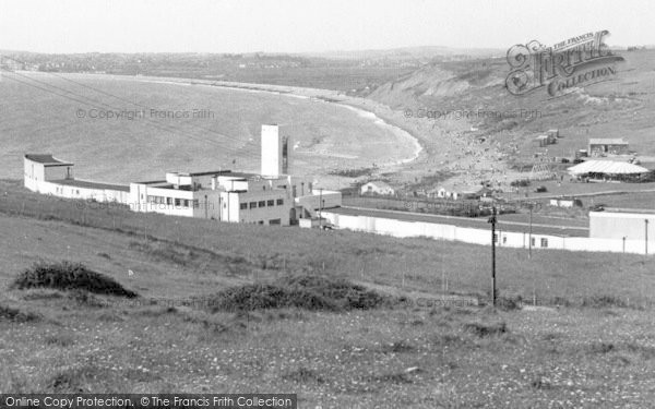 Photo of Weymouth, Riviera, Bowleaze Cove c.1955