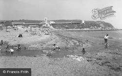 Riviera Hotel, Bowleaze Cove c.1955, Weymouth