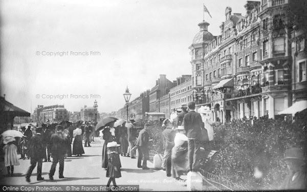 Photo of Weymouth, Royal Hotel 1899