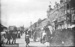 Weymouth, Royal Hotel 1899