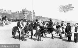 Sands 1904, Weymouth