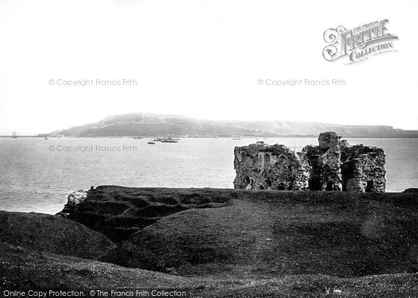 Photo of Weymouth, Sandsfoot Castle 1890