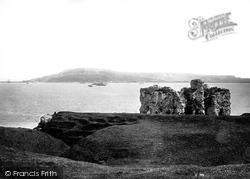 Weymouth, Sandsfoot Castle 1890